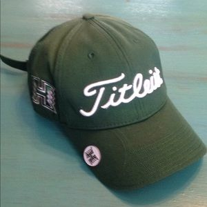 Hawaii Warriors Titleist hat